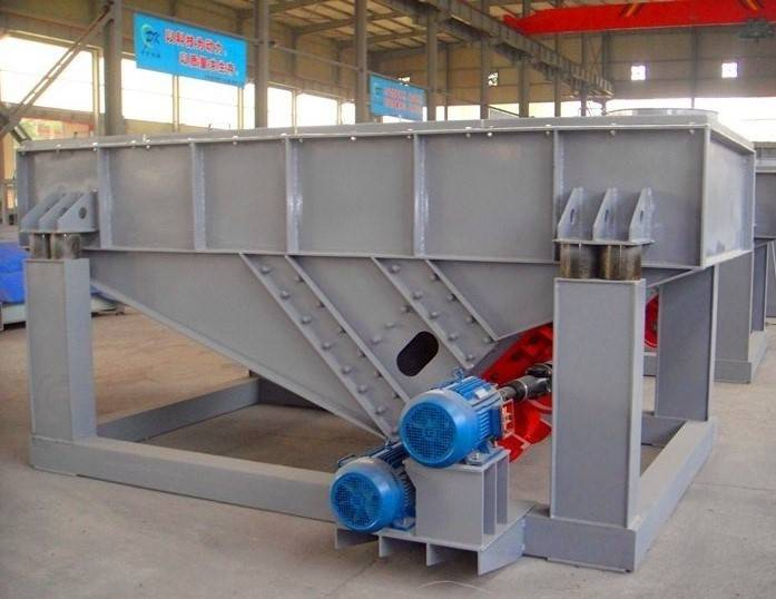 ZS LINEAR VIBRATING SCREEN
