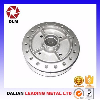 Aluminium Zinc Alloy Die Cast Parts (DLM272)