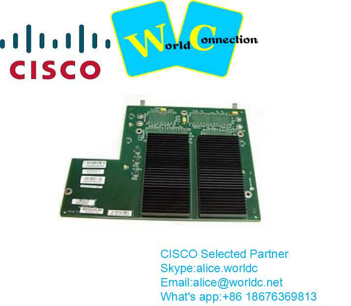 WS-F6700-CFC Cisco Catalyst 6500 Central FWD Card