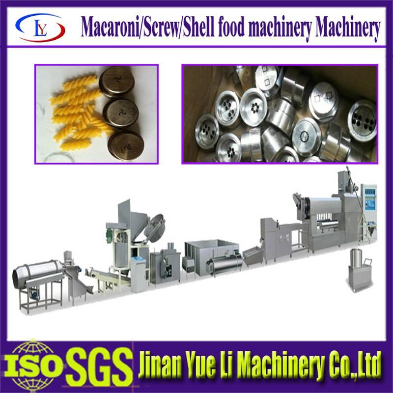 Jinan Macaronis pasta/Instant noodles production line/food machine/Snacks machine