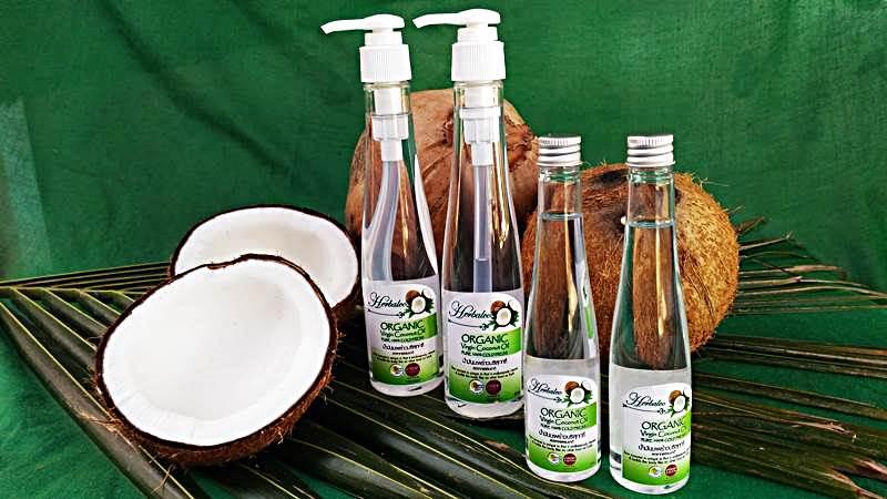 100% Organic Extra Virgin Cold Press Coconut Oil