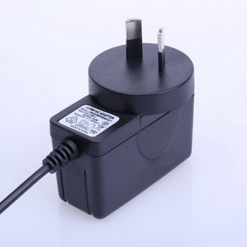 100% New 1000PCS AC 100V-240V Converter Adapter DC 12V 100mA 9v 1a 5v 200ma Power Supply SAA Plug DC