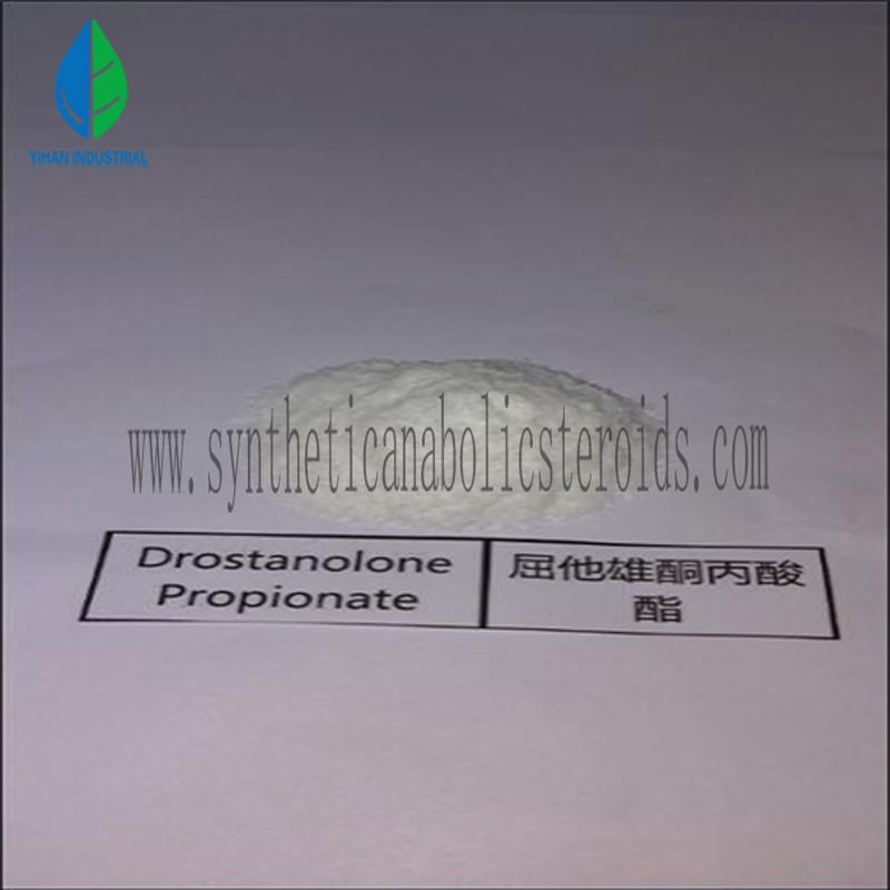 High Purity Steroid Powder Drostanolone Propionate Masteron for Muscle Growth Iris
