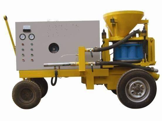 HSP-9 series wet-mix concrete shotcrete machine,wet shotcreting machine