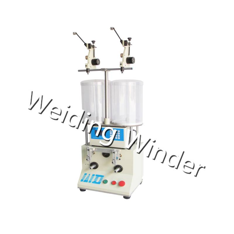 WDT-02 two spindle transformer winding machine