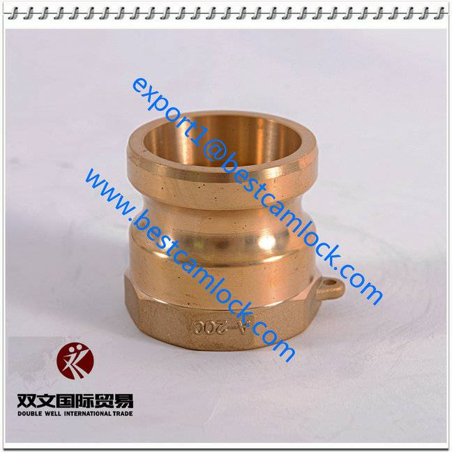 Best Cost Performance Quick Camlock fittings and groove Couplings Type A