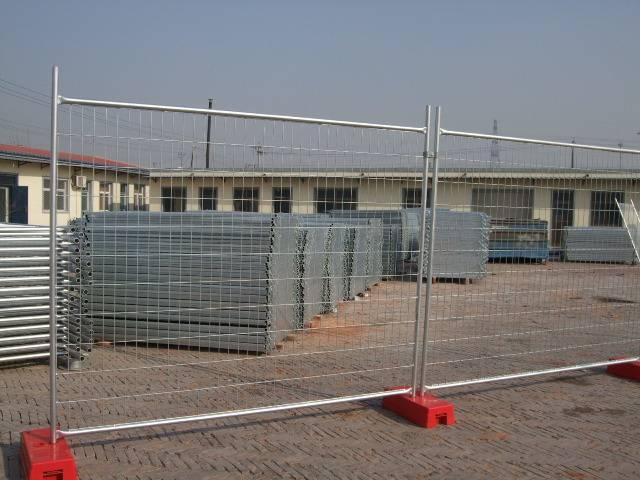 Galvanized Temporary Fence for Australia