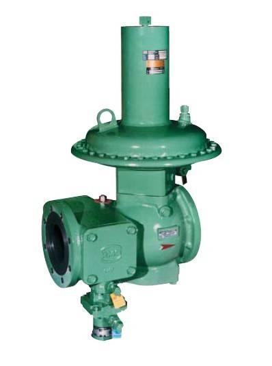 Germany RMG pressure reducing valve
