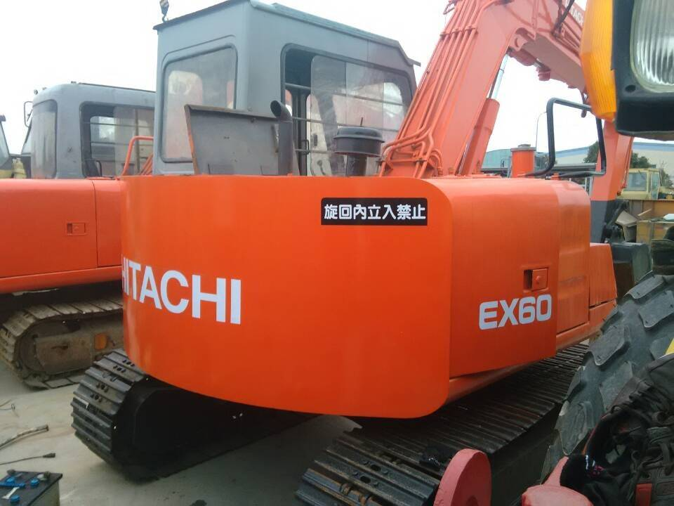 Used Japan Original Hitachi Great and Cheap EX60-1 PC55 DH60 Crawler Excavator