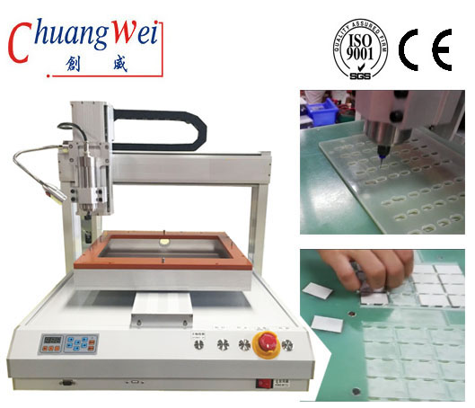 Cutting Pcb-Desktop CNC Router for PCB,CWD-3A