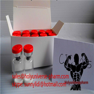 Hgh CJC-1295 with dac no dac/Lyophilized peptide for anti-aging/Incresing muscle peptide