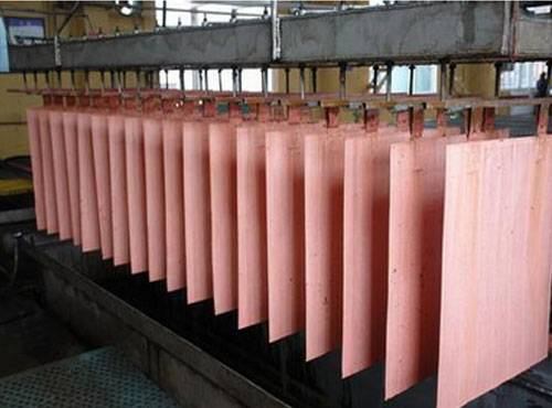 the best copper cathodes grade A