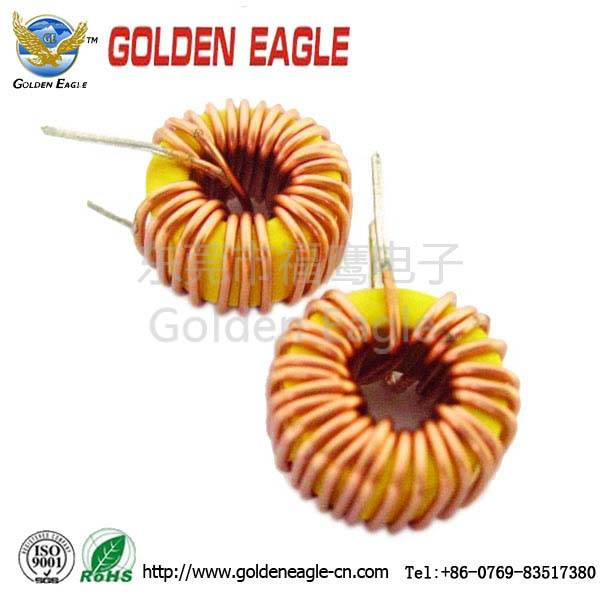 magnet ring inductor coil in printer