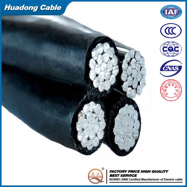 ABC Cable Overhead Insulated Cable 0.6/1KV