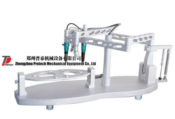 Protech manual dental milling machine