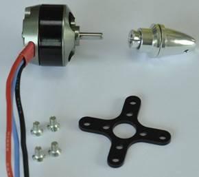 Rc Outrunner brushless Motor