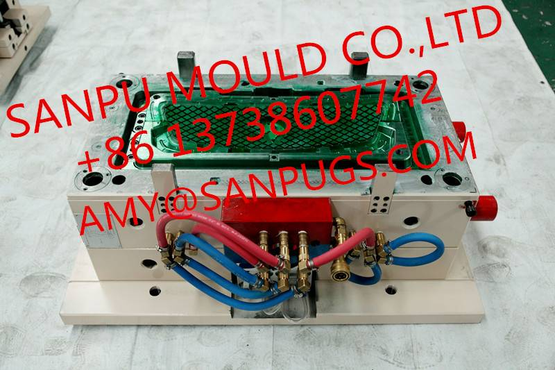 OEM Design plastic injection parts for automotive Grills