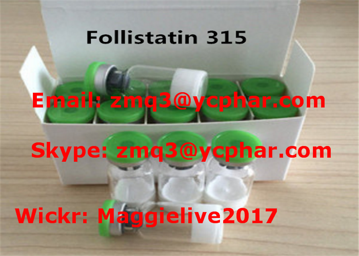 Follistatin Human Growth Muscle Building Peptides Follistatin 315 For Muscle Mass