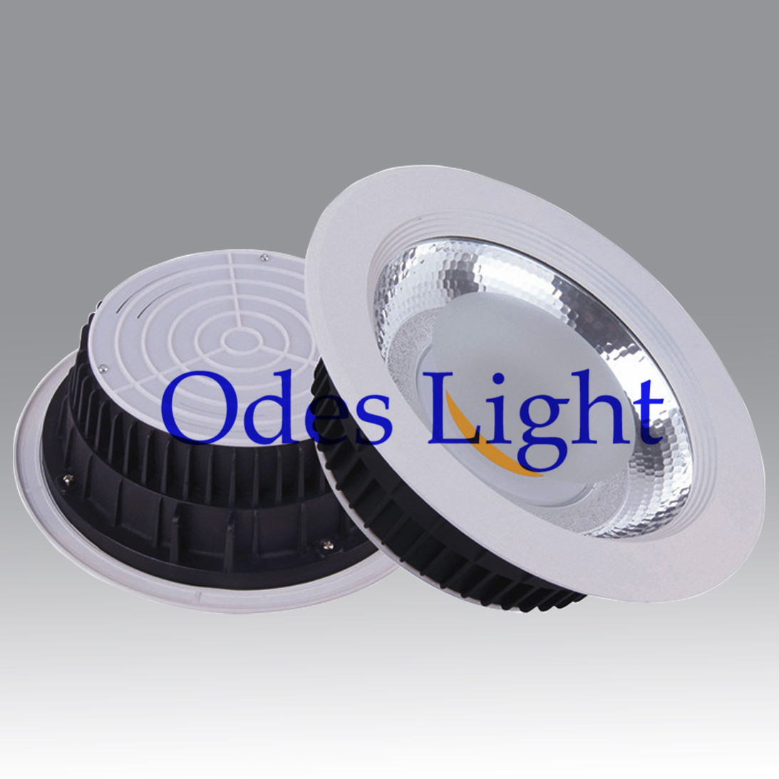 High Power Recessed Led COB Downlight with high lumen
