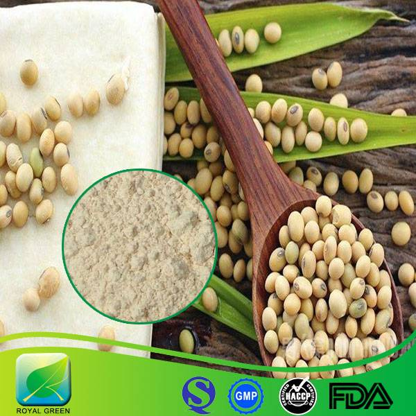 80% Lower Triglyceride Herbal Plants Soy Isoflavones P.E.
