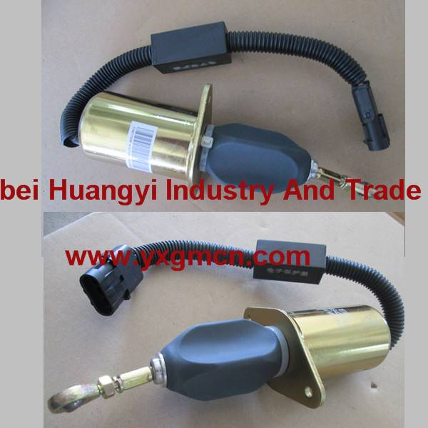 cummine engine Stop Solenoid 4942878 3415706