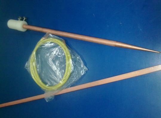 QT-BL01 lightning Rod Components
