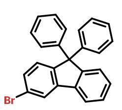 3-BroMo-9,9-diphenyl-9H-fluorene[1547491-70-2]