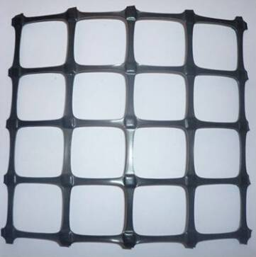 pp plastic bx geogrid with CE certificate