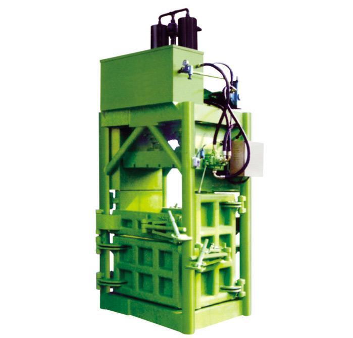 Low Price Vertical Scrap Metal Baler Press Machine