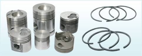 Auto Engine Piston with ring set