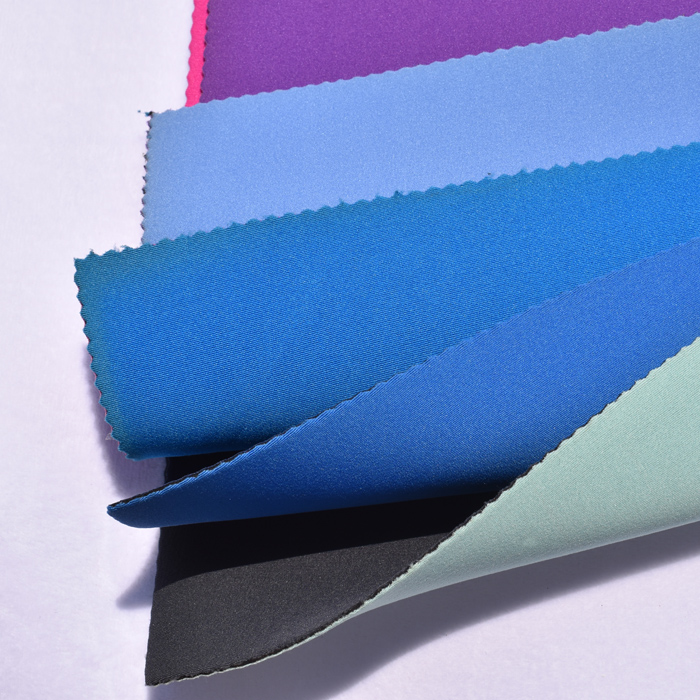 3mm ultra flexible neoprene rubber fabric sheets for scuba diving wetsuits