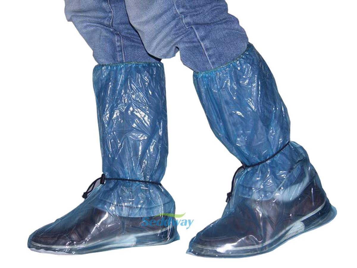 OEM/ODM factory directly washable waterproof overshoes for men and women
