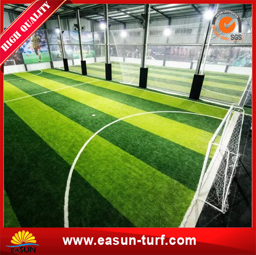 China outdoor cheap PE football artificial grass carpet-AL