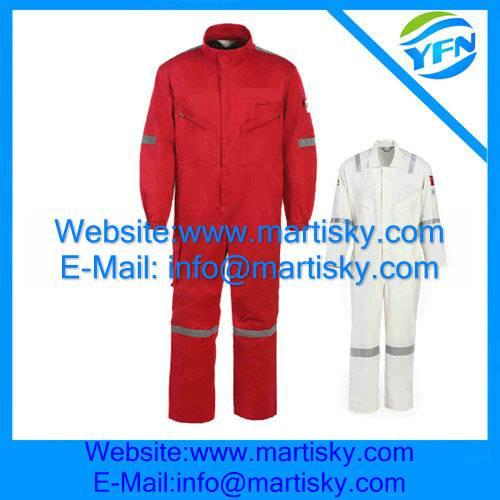 Reflective Safety Flame-Retardant Workwear Safety
