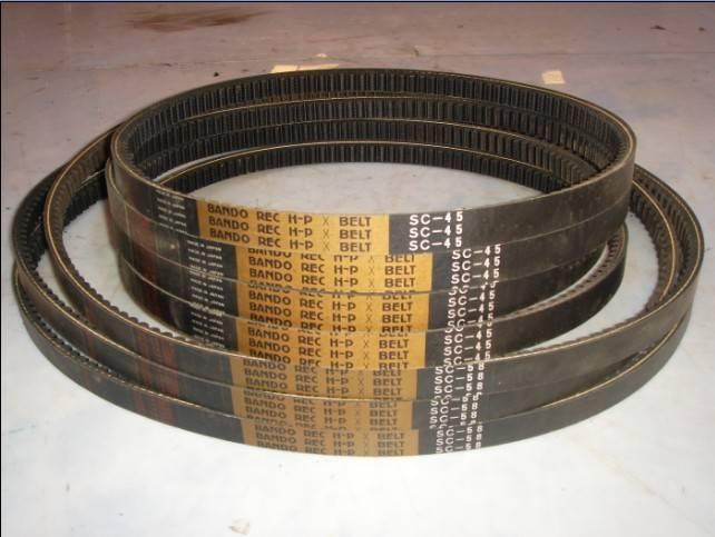 BANDO belts, Kubota combine harvester spare parts