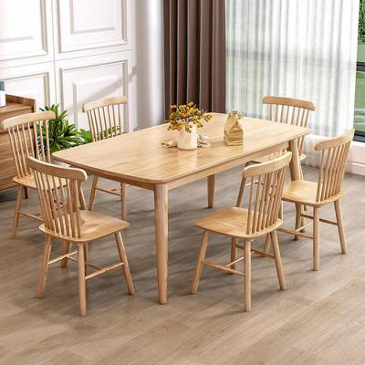 The suitable Dining Table&Chair