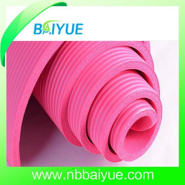 Natural PVC NBR TPE Yoga Mat