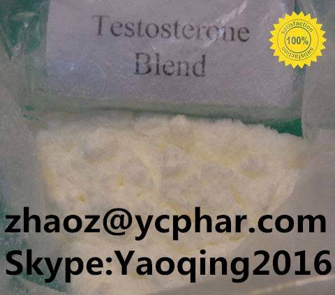 Testosterone (Steroids)