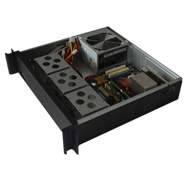Compact Rackmount 2U case