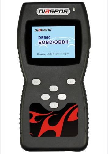 OBD2/EOBD scanner cars diagnostic tool