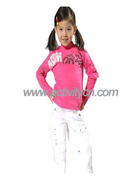 Children's Spring and Autumn Wear