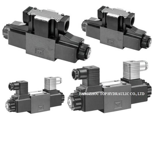 solenoid directional valve OEM yuken stand valve hydraulic valve