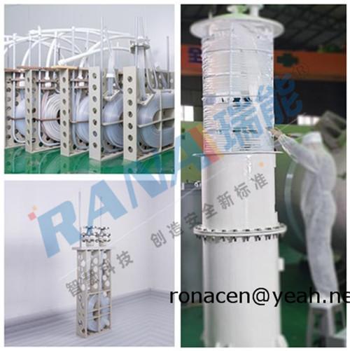 Teflon PTFE heat exchanger