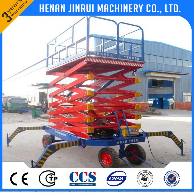 Cheap Price Full Automatic Hydraulic Lift Machine