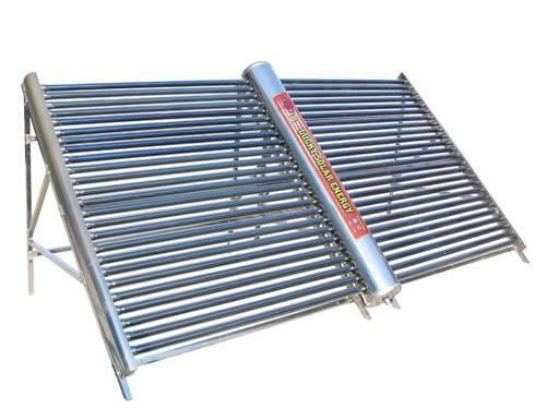 split heat pipe collector solar water heater