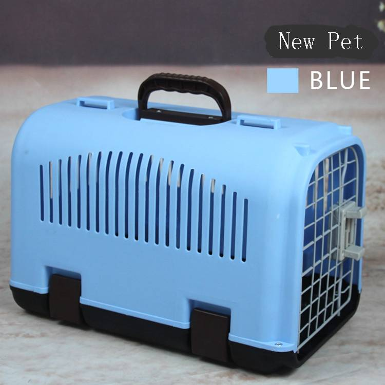 2016 Popular Style Pet Transport Carrier with Travel Pockets