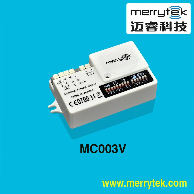 (MC003V)/MC003V R(Microwave Motion Sensor)