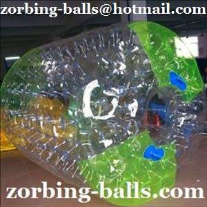 Inflatable Bubble Zorb Roller