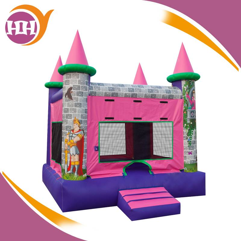 backyard inflatbale bouncer for kids