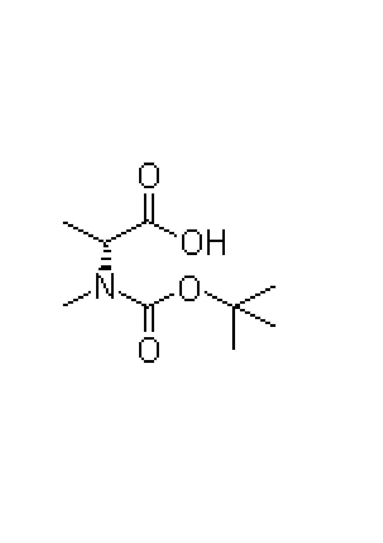 Boc-N-methyl-D-alanine, cas no: 19914-38-6